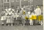 May 1957 - Third Grade Class at Lincoln Elementary School for the Class of 1964.  The Teacher was Mr. Berelsen